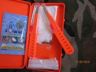 Z Blade™ Trophy Hunting Fishing Fillet Tool Kit
