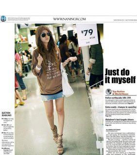 Sexy Open Toe High Heel Sandals Trendy Korea Import