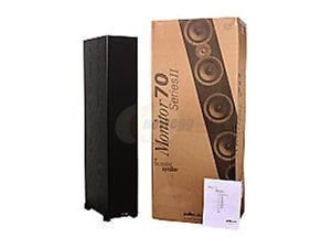 Brand New Polk Audio Monitor 70 Series II Floorstanding Speakers Black
