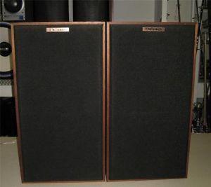 Vintage Klipsch KG 3 Floor Standing Speakers Pair