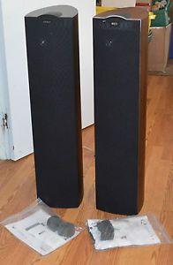 Set of 2 KEF IQ90 Floor Standing Speakers