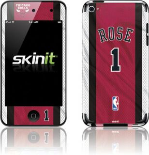 Skinit Derrick Rose Chicago Bulls Jersey Skin for iPod Touch 4th Gen