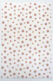5 Large Sheets Daisy Flower Print Designer Tissue Paper