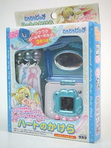 Mermaid Melody Pichi Pichi Pitch LCD Game Heart No Kakera Tamagotchi