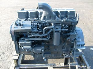 Cummins ISC Diesel Engine Industrial Truck Generators Pump Marine
