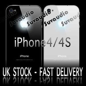iPhone 4 4S Illuminated Apple Logo Modification Kit Glowing LED Case Ipatch