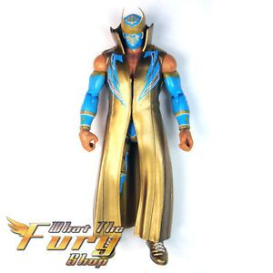 WWE Wrestling Da Sin Cara with Cloth Wrestle Action Figure Kids Child Toy New