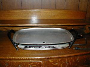 Vintage Farberware Electric Skillet