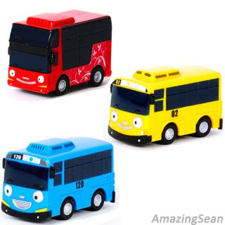 Little Bus Tayo Cito Rani 3pcs Korea Animation Korean Cartoon TV Character TO03