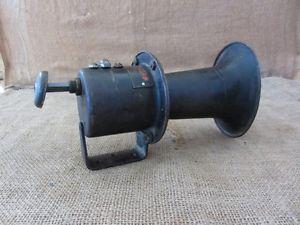 Vintage 1915 Mechanical Car Horn Antique Hand Operated Auto Truck Klaxonet 6771