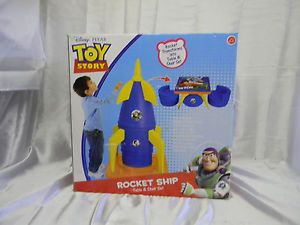 ... Toy Story Rocket SHIP Table 2 Chair Disney Kids Play Set Activity Daycare RARE ... & Toy Story Chair