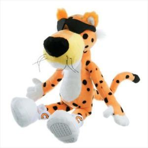 Chester Cheetah Doll Plush Toy Cool Cat Stuffed Animal Kids Frito Lay