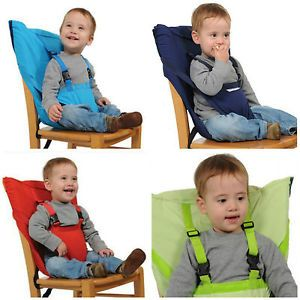 2013 Portable Travel Baby High Chair on The Go Seat Kiskise Infant Sacking Seat