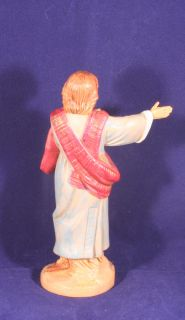 """Fontanini 1999 Dep Italy John Nativity 5 """" Figure 582"""