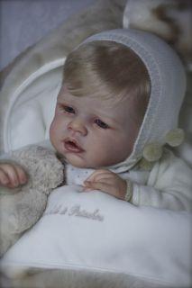 Cheza Baby Reborn Baby Girl Prototype Angelina Romie Strydom Iiora