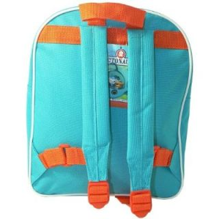 The Octonauts Kids Childrens School Rucksack Backpack Bag Barnacles Peso Boy New