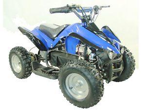 Kids Ride on Toy Mini Dirt Quad ATV 4 Wheeler Battery Powered 36V Electric Best
