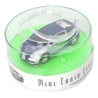 Fashional Mini RC Radio Remote Control Racing Car Toy Vehicles Cool Royal Blue