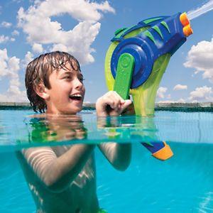 Flood Force Water Cannon Swimming Pool River Lake Toy Summer Fun Kids Squirt Gun