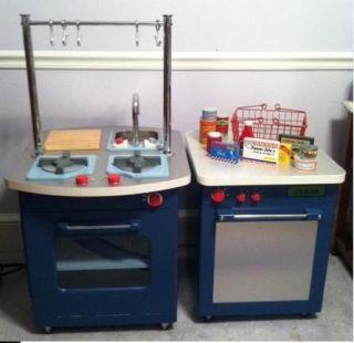 Pottery Barn Kid Kitchen Appliance Hand Mixer Toaster Tea Kettle ...