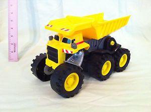 Matchbox Rocky The Robot Interactive Talking Kids Mini Toy Dump Truck