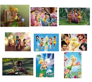 18 Tinkerbell Stickers Party Supplies Favors Gifts Party Decorations Birthday