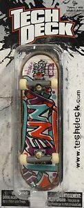 Tech Deck Checklane DGK Dirty Ghetto Kids Lenny Rivas Fingerboard Skateboard New