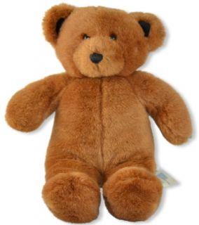 "Build A Bear Workshop Brown Classic Teddy Bear Plush Toy 14"" Stuffed Animal"