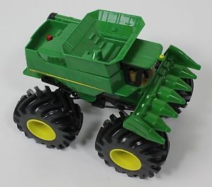 Deere Monster Treads Shake N Sounds Combine Tractor Toy Kids Play Boys