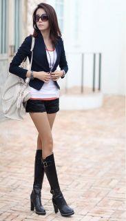 Casual Suits Blazer Jacket