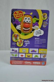 Mr Potato Head Playskool Monster Mash Scary Spooky Spud Kids Toy Hasbro New