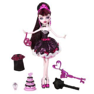 Monster High Sweet 1600 Clawdeen Clawd Wolf Draculaura Frankie Stein