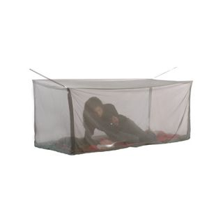 "Equinox Mosquito Bar Constructed from No See UM Netting 74"" x 33"" x 33"""