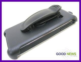 For Straight Talk Samsung Galaxy Precedent Hard Plastic Holster Case Belt Clip