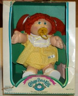 Cabbage Patch Kid Doll 1985 New