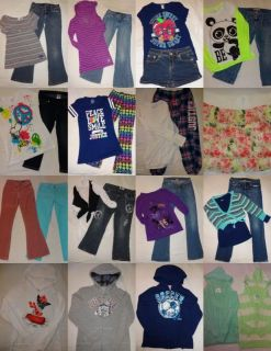 Girls Size 12 Abercrombie Lot