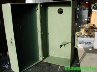 Military Truck Trailer Tool Accessory Metal Box Water Buffalo New