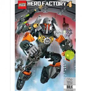 Lego Toys Robot 4 0 Hero Factory Fight Building Blocks Toy Bluk F304