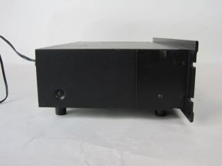 Teac Tascam CD 201 Single Compact Disc Player Rack Mount Digital Studio CD
