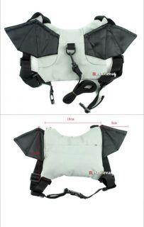 Cute Baby Toddler Kids Boys Girls Children Walking Safety Rein Harness Bat Bag