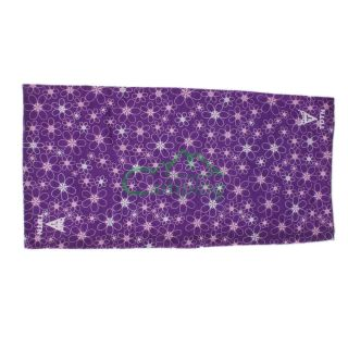 New Purple slight dimly Head Wear Turban Adsorption Perspiration C2908