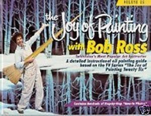 "Bob Ross ""Joy of Painting"" Instructional Book Volume 26"