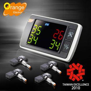 On Sale Orange Electronic P409S TPMS Tire Pressure Monitoring System G Sensors