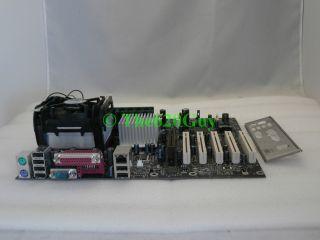 Pentium 4 Socket 478 Motherboard