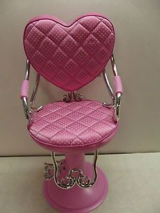 """Battat Beauty Salon Spa Chair for 18"""" American Girl or Our Generation Doll"""