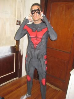 Nightwing Costume New 52 Suit
