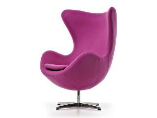 Arne Jacobsen Egg Chair In Orange