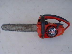 Homelite Super 2 Textron Chainsaw Chain Saw