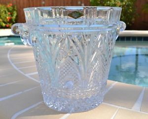 Shannon Crystal Designs Ireland Winchester Huge Champagne Ice Bucket