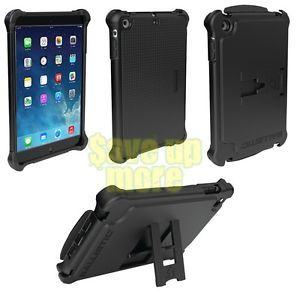 Ballistic HC Series Tough Jacket Case Cover for iPad Air 5 Black w Kickstand